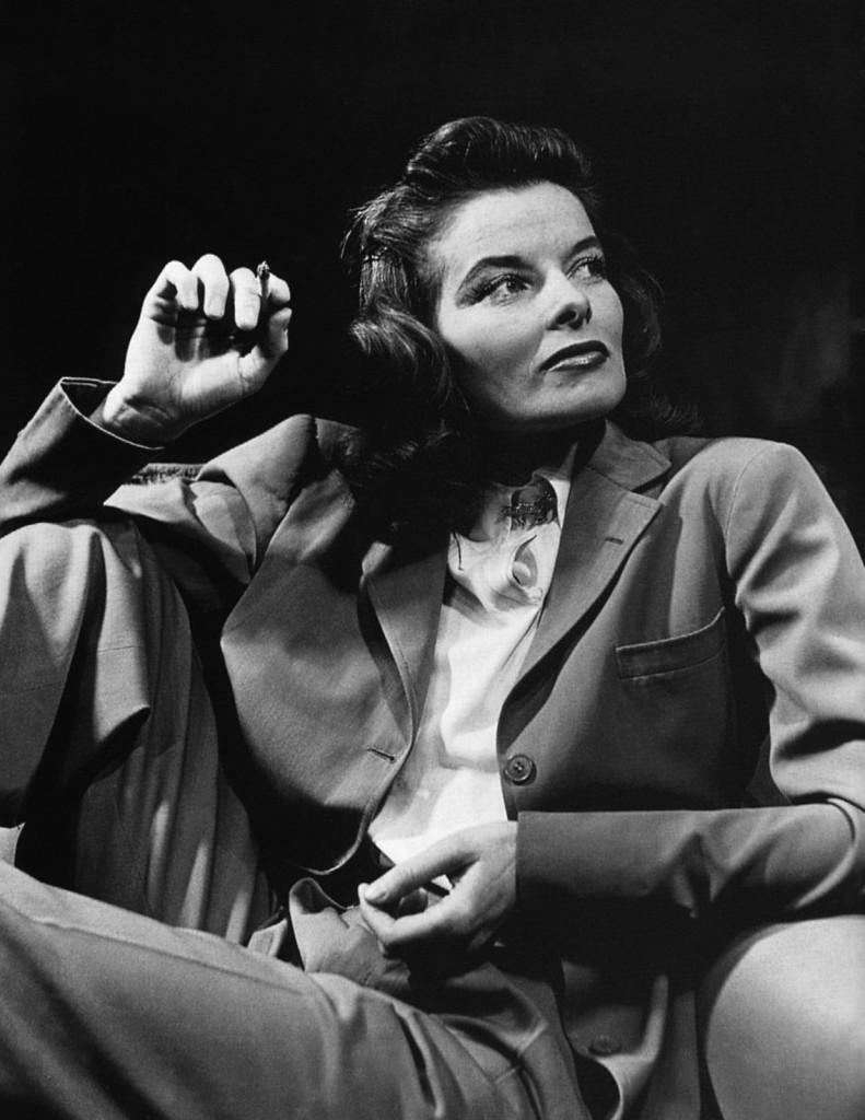 work-life balance is a toxic myth. Katherine Hepburn.
