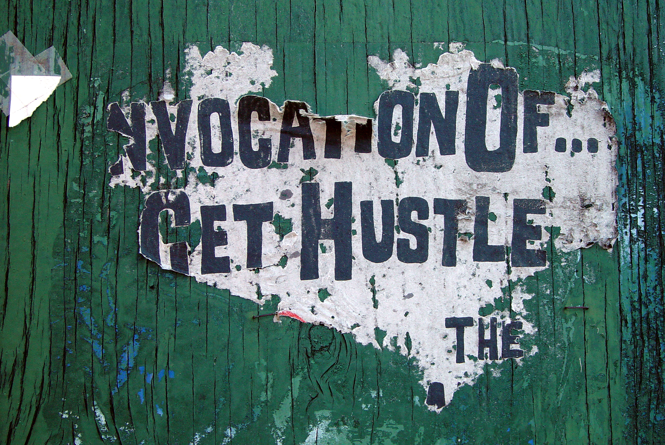 Grow Your Business By Hustling